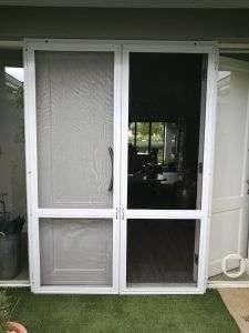 Side Hung Door Screen