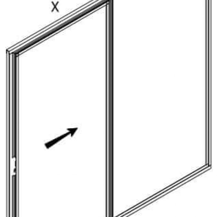 Sliding Security Screen Door