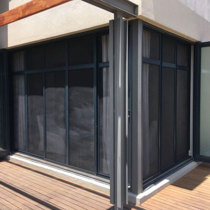 XXX Secure Screen sliding door